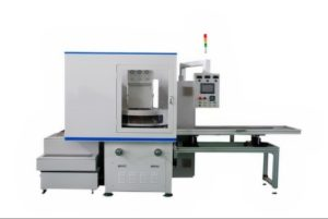 Double side surface grinding, lapping, finishing machine