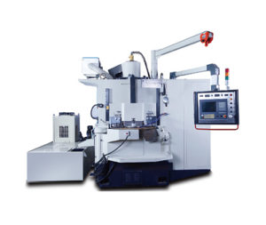 YHDM580CNC/CBN Vertical double disc side surface grinder